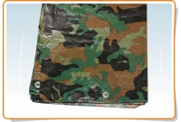 Protective canopy camouflage 1,8 m x 3 m