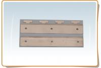 Holder of PVC strips 200mm for universal bracket