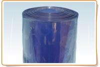 PVC curtain, standard, frost-resistant  (200mm x 2mm x 50m)