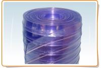 PVC curtain, standard wavy (300mm x 3mm x 50m)
