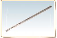 Universal bracket of PVC strips