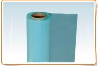UV stabilized blue polyethylene film 150mk 6x80=480 sq.m.