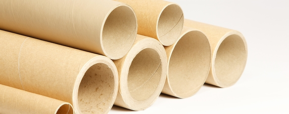 For manufacture of paper towels