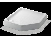 Shower tray VAIVA (White)