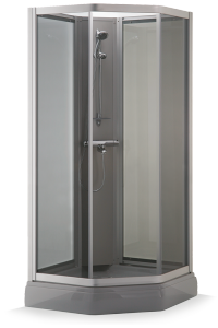 Shower enclosure VAIVA PLIUS