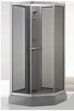 Shower enclosure VAIVA PLIUS