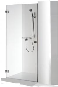 Shower doors for niches GUNDA