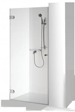 Shower doors for niches IEVA