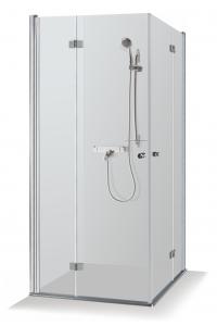 Rectangular shower enclosure SIMONA